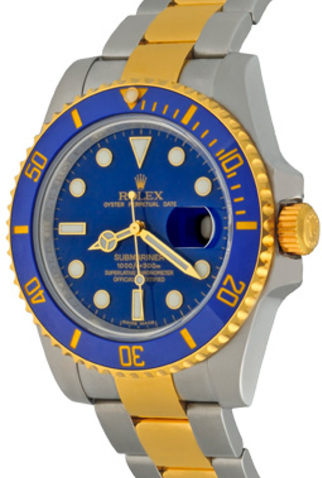 Product rolex submariner 116613lb mens watch main c47550