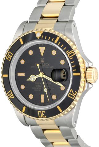 Product rolex submariner 16613 main c49547