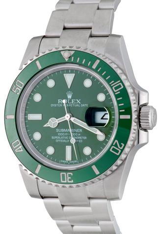 Product rolex submariner 116610lv main c50369