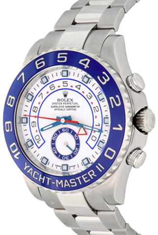 Product rolex yacht master ii 116680 main c48709