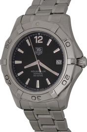 Tag-Heuer Aquaracer inventory number C41899 mobile image