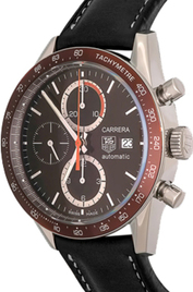 Tag-Heuer Carrera Chronograph inventory number C43104 mobile image