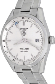 Tag-Heuer Carrera Twin-Time inventory number C46755 image