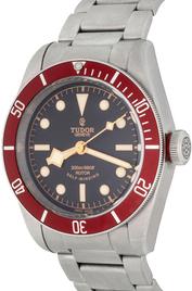 Tudor Heritage Black Bay Red Bezel inventory number C46383 image