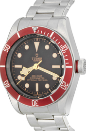 Tudor Heritage Black Bay Red Bezel inventory number C49279 image