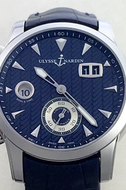 Ulysse Nardin Dual Time GMT inventory number C46327 mobile image
