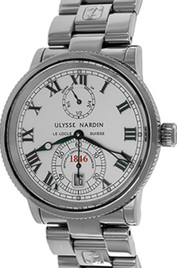 Ulysse Nardin Marine Chronometer inventory number C46159 mobile image