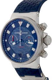 Ulysse Nardin Maxi Marine inventory number C45437 image