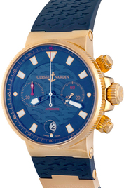 Ulysse Nardin Maxi Marine inventory number C45551 image