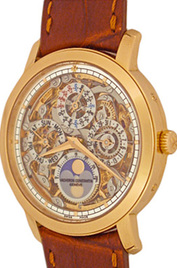 Vacheron Constantin Perpetual Calendar/ Moonphase inventory number C35938 image