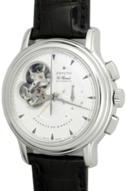 Zenith ChronoMaster T Open inventory number C35056 image