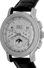 Zenith El Primero inventory number C46758 image