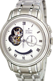 Zenith Grande ChronoMaster XXT Open inventory number C18545 mobile image