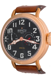 Zenith Pilot Montre d Aeronef Type 20 inventory number C43428 mobile image