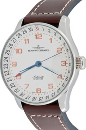 Zeno-Watch Basel Master Pilot Automatic Pointer Date inventory number C43711 image