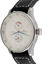 Zeno-Watch Basel Master Pilot Reserve De Marche inventory number C41300 image