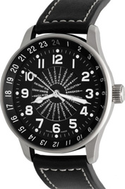 Zeno-Watch Basel Master Pilot World Time inventory number C40768 mobile image