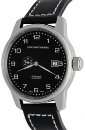 Zeno-Watch Basel Pilot Classic Fliegeruhr inventory number C40343 mobile image