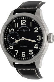 Zeno-Watch Basel Pilot Oversized Hand Winding inventory number C40797 mobile image
