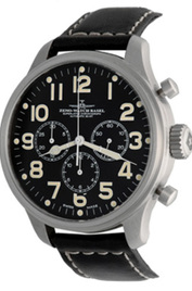 Zeno-Watch Basel Pilot Oversized Tri-Compax Horizontal inventory number C40798 mobile image