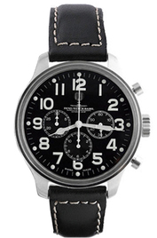 Zeno-Watch Basel Pilot Oversized Tri-Compax Horizontal inventory number C49644 image