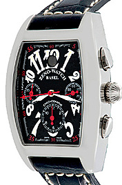Zeno-Watch Basel Tonneau Oversized inventory number C44334 mobile image